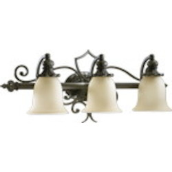 Fulton Family 3-Light Cordovan Bronze Vanity 5032-3-54