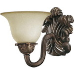 Chelsea Family 1-Light Oxidized Copper Wall Sconce 5449-1-53