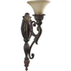 Madeleine Family 1-Light Corsican Gold Wall Sconce 5530-1-88