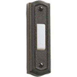 Quorum International Toasted Sienna Door Chime Button 7-301-44