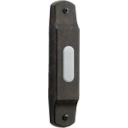Quorum International Toasted Sienna Door Chime Button 7-302-44