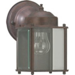 Lantern Family 1-Light Cobblestone Outdoor Lantern 700-33