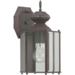 Lantern Family 1-Light Cobblestone Outdoor Lantern 717-33