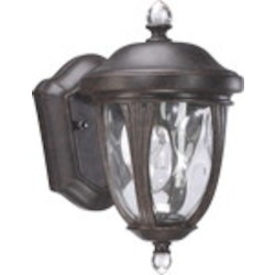 Sloane Family 1-Light Baltic Granite Outdoor Wall Lantern 7220-1-45