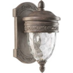 Georgia Family 1-Light Etruscan Sienna Outdoor Wall Lantern 7400-1-43