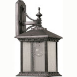 Huxley Family 1-Light Baltic Granite Outdoor Wall Lantern 7561-45