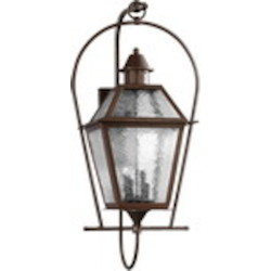 French Quarter Family 4-Light Oiled Bronze Outdoor Lantern 7919-4-86