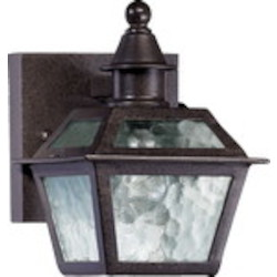 French Quarter Family 1-Light Oiled Bronze Outdoor Lantern 7919-86