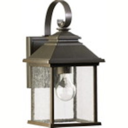 Pearson Family 1-Light Oiled Bronze Outdoor Wall Lantern 7940-7-86