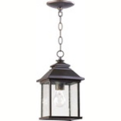 Pearson Family 1-Light Oiled Bronze Outdoor Pendant 7941-7-86