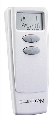 Ellington Ceiling fan remote control