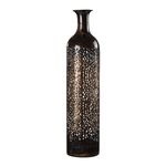 Bela Horizonte Bronze Metal Open Work Vase 129-1018