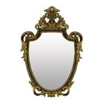 Acanthus Shield Mirror 26-5472M