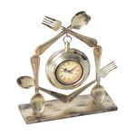 Utensil Clock 51-0210