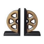 Movie Reel Panorama Bookends 51-10029/S2