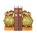 Pr Ready Rabbit Bookends 93-0204