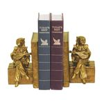 Jester Bookends (Set Of 2) 93-9169