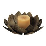 Lotus Burnt Briarwood Votive 93-9170