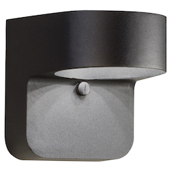 Kichler Six Light Textured Black Outdoor Wall Light - 11077BKT