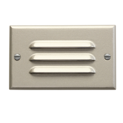 Kichler Brushed Nickel Step Light - 12600NI