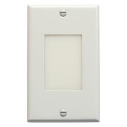 Kichler White Step Light - 12604WH