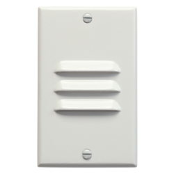 Kichler White Step Light - 12606WH