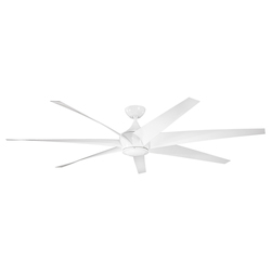 White Ceiling Fan - 106031