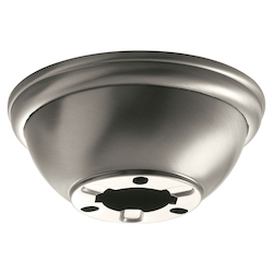 Kichler Midnight Chrome Ceiling Adaptor - 337008MCH