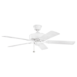 White Ceiling Fan - 106513