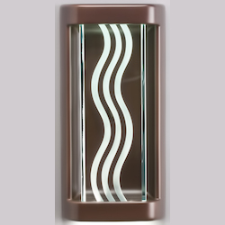 Kichler Olde Bronze Wall Light - 42575OZLED