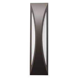 Architectural Bronze Cesya 24in. Energy Efficient LED Outdoor Wall Light