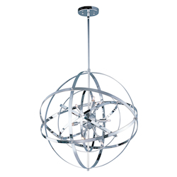Sputnik Collection 9-Light 25