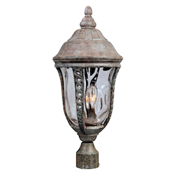 Outdoor Post Light - Whittier Collection - 3101WGET