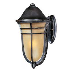 Westport Collection Artesian Bronze finish Outdoor Wall Light - 40104MCAT