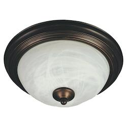 Flush Mount Collection 3-Light 15