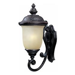 Carriage House Energy Smart Outdoor Collection 1-Light 27