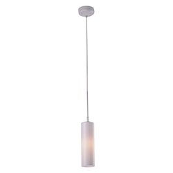 Black Gloss Single Light Down Lighting Mini Pendant From The Rondelle Collection