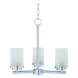 Corona 3-Light Chandelier