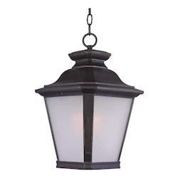 Knoxville 1-Light Outdoor Hanging Lantern