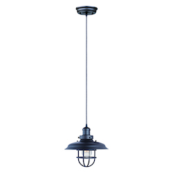 Mini Hi-Bay 1-Light Pendant