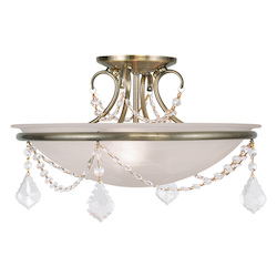 Livex Lighting Chesterfield/Pennington - 6524-01