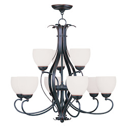 Brookside Collection 6+3-Light 30