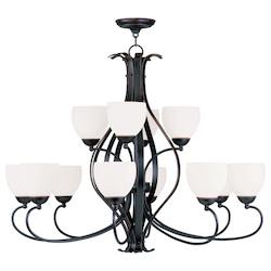Brookside Collection 8+4-Light 38
