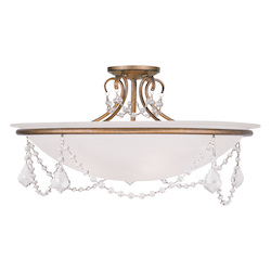 Livex Lighting Chesterfield/Pennington - 6526-48