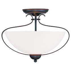 Brookside Collection 2-Light 15