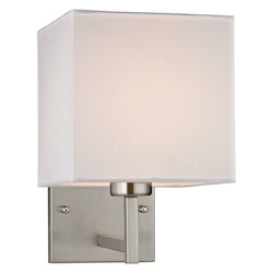 Davis Collection 1 Light Led Sconce In Brushed Nickel - 133970