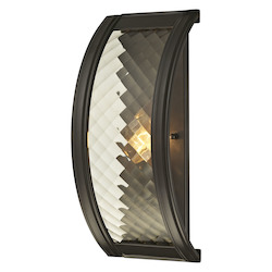 Chandler Collection 1 Light Sconce In Oil Rubbed Bronze - ELK Lighting 31450/1