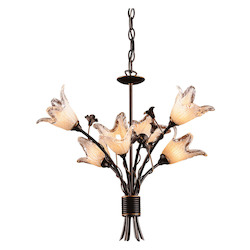 Fioritura Collection Chandelier 7958/6