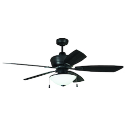 Ellington Fan 52'' Ceiling Fan w/Light Kit - POM52ABZ5