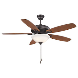 Mystique 3 Light 52in.  5 Blade Ceiling Fan
